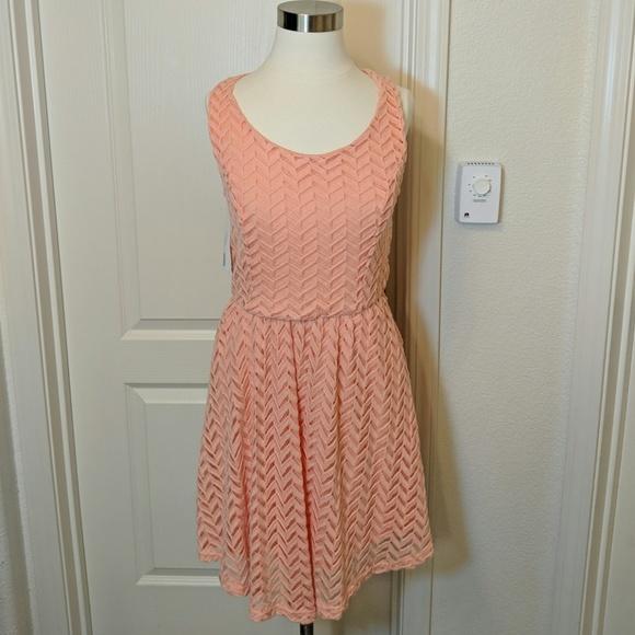 Cherry lace boutique dresses